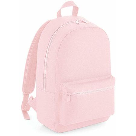 Essential Fashion Backpack in Powder Pink von BagBase (Artnum: BG155