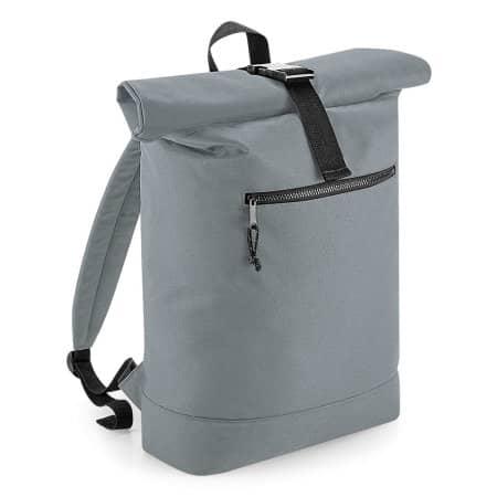Renew™ Recycled Roll-Top Backpack von BagBase (Artnum: BG286