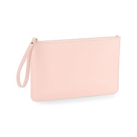Boutique Accessory Pouch in Soft Pink von BagBase (Artnum: BG750