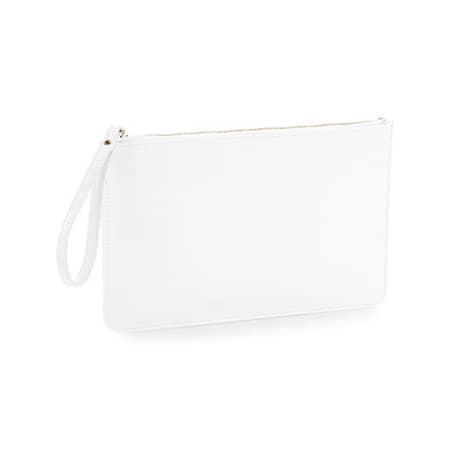 Boutique Accessory Pouch in Soft White von BagBase (Artnum: BG750