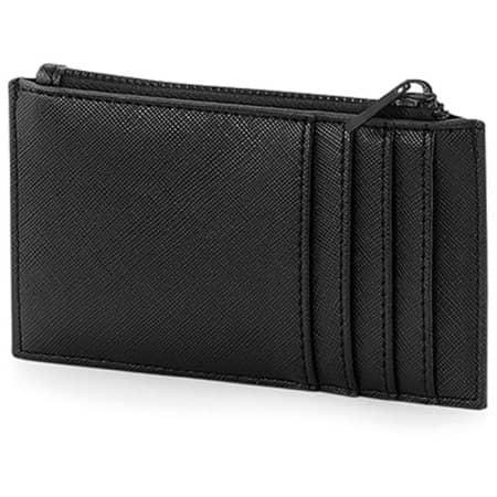 Boutique Card Holder in Black Black von BagBase (Artnum: BG754