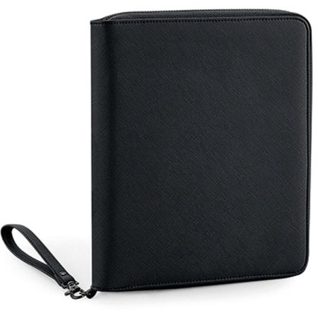 Boutique Travel/ Tech Organiser in Black Black von BagBase (Artnum: BG756