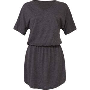 Women`s Flowy V-Neck Dress