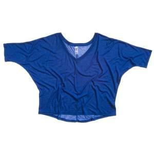 Boxy Half Sleeve V-Neck T-Shirt