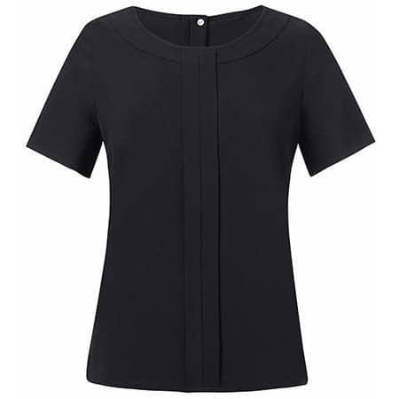 Women`s Verona Short Sleeve Blouse von Brook Taverner (Artnum: BR803