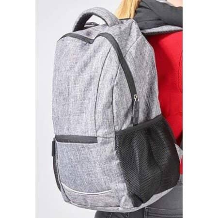 Daypack - Wall Street von bags2GO (Artnum: BS15380