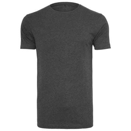 Light T-Shirt Round Neck von Build Your Brand (Artnum: BY005