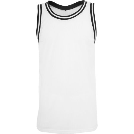 Mesh Tanktop von Build Your Brand (Artnum: BY009