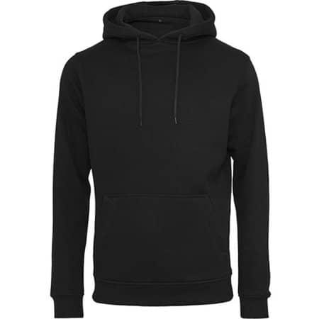 Heavy Hoody in Black von Build Your Brand (Artnum: BY011
