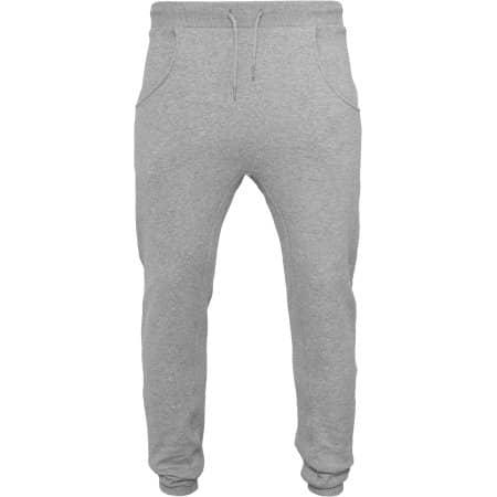 Heavy Deep Crotch Sweatpants von Build Your Brand (Artnum: BY013