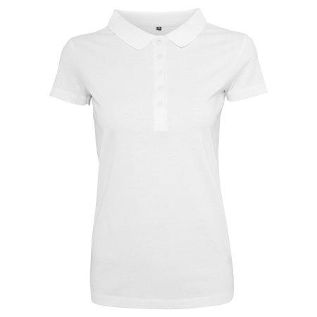 Ladies` Jersey Polo von Build Your Brand (Artnum: BY023