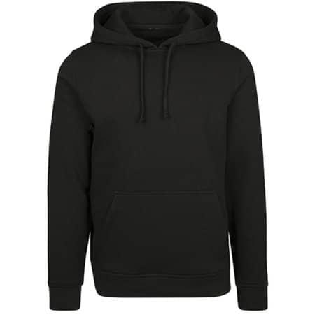 Merch Hoody in Black von Build Your Brand (Artnum: BY084