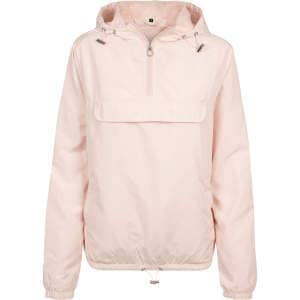 Ladies Basic Pull Over Jacket