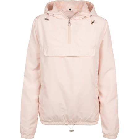 Ladies Basic Pull Over Jacket von Build Your Brand (Artnum: BY095