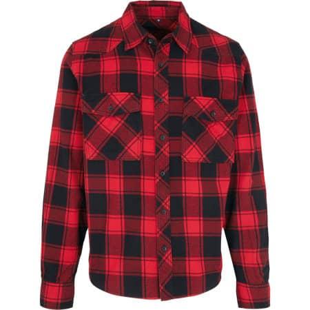 Check Shirt von Build Your Brandit (Artnum: BYB4002