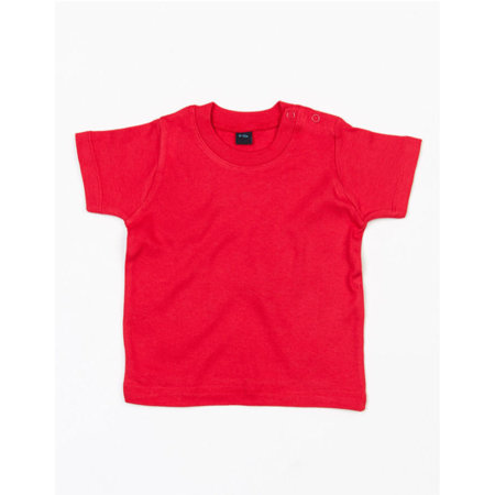 Baby T in Red von Babybugz (Artnum: BZ02