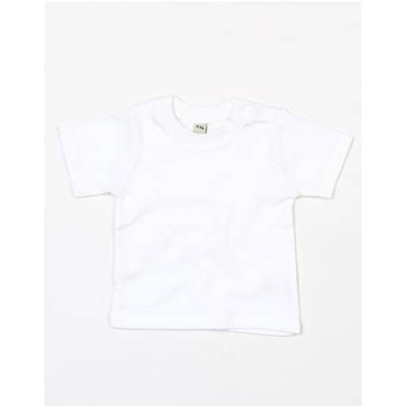 Baby T in White von Babybugz (Artnum: BZ02