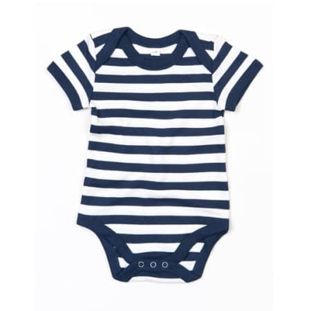 Baby Stripy Bodysuit von Babybugz (Artnum: BZ10s