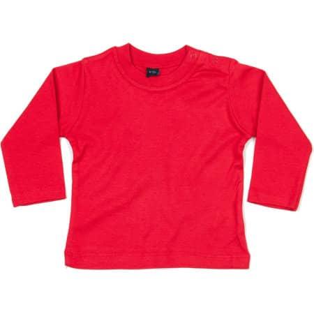 Baby Long Sleeve T von Babybugz (Artnum: BZ11