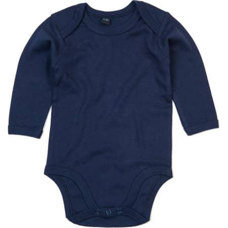 Baby Organic Long Sleeve Bodysuit von Babybugz (Artnum: BZ30