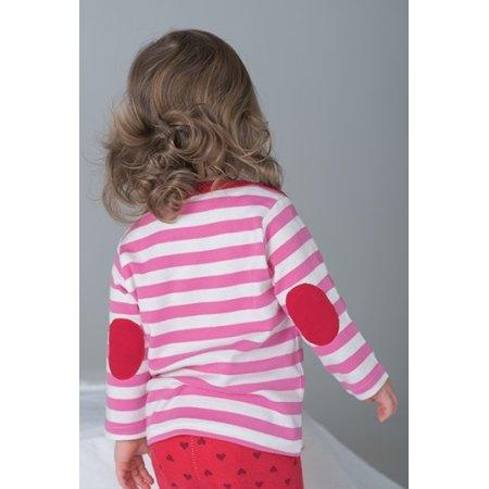 Baby Stripy Long Sleeve T von Babybugz (Artnum: BZ38