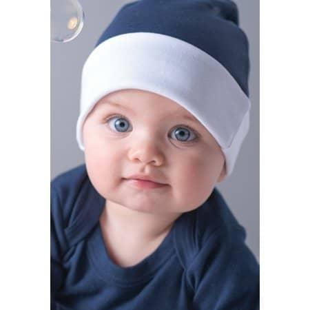 Baby Reversible Slouch Hat von Babybugz (Artnum: BZ44