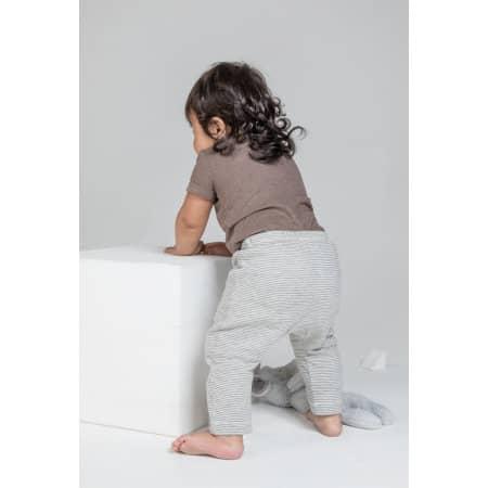 Baby Striped Leggings von Babybugz (Artnum: BZ46