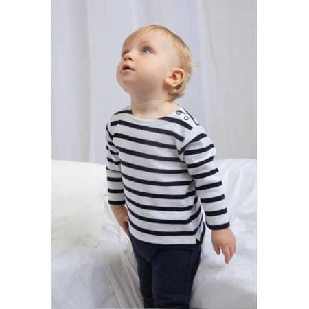 Baby Breton Top von Babybugz (Artnum: BZ52