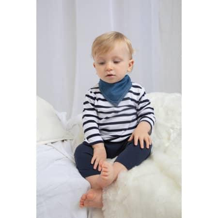 Baby Rocks Denim Bandana Bib von Babybugz (Artnum: BZ55