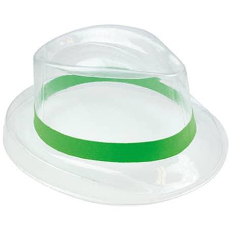 Hutband in Lime Green von Printwear (Artnum: C2071