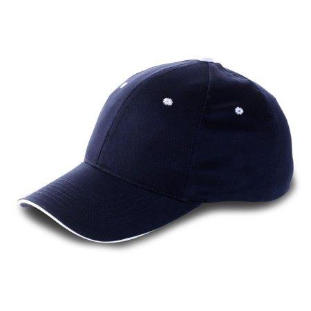 Baseball-Cap mit Klettverschluss von Giving Europe (Artnum: C9120