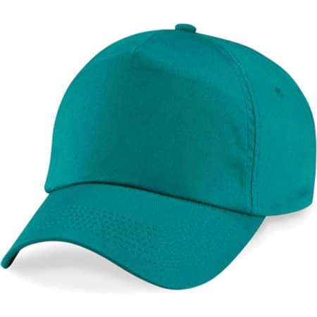Original 5-Panel Cap in Emerald von Beechfield (Artnum: CB10