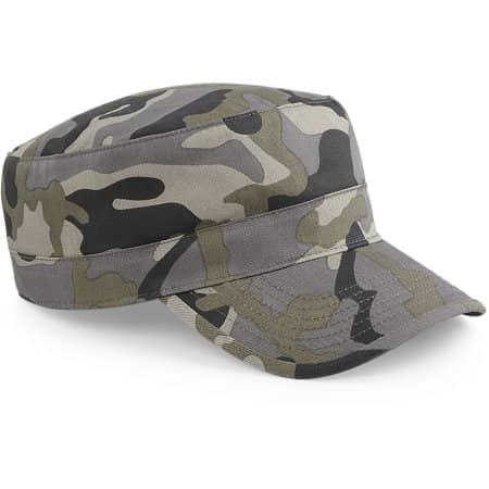 Camo Army Cap von Beechfield (Artnum: CB33