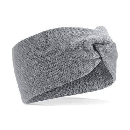 Twist Knit Headband von Beechfield (Artnum: CB432