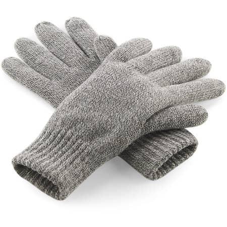 Classic Thinsulate™ Gloves von Beechfield (Artnum: CB495