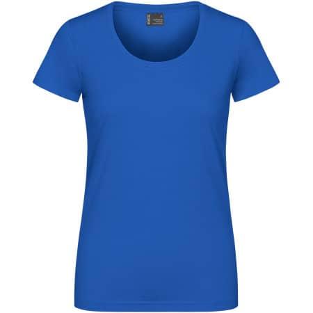 Women´s T-Shirt von EXCD by Promodoro (Artnum: CD3075