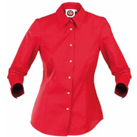 Bluse Ferrara Lady von CG Workwear (Artnum: CGW640