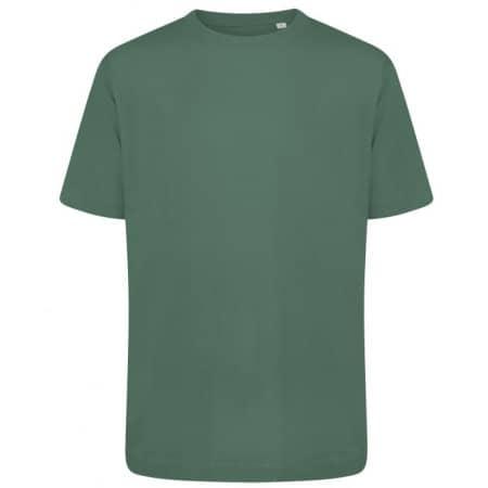 Unisex Organic - Oversized T-Shirt in Sage Green von Continental Clothing (Artnum: COR19