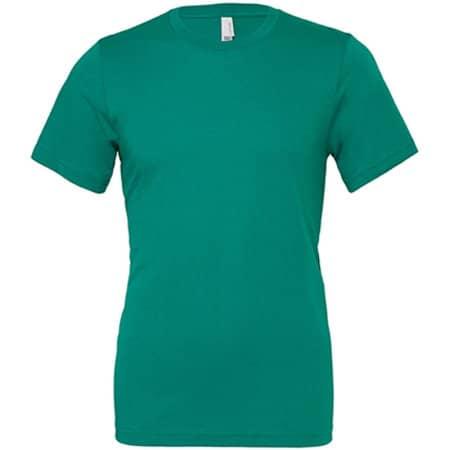 Unisex Jersey Crew Neck T-Shirt in Kelly von Canvas (Artnum: CV3001