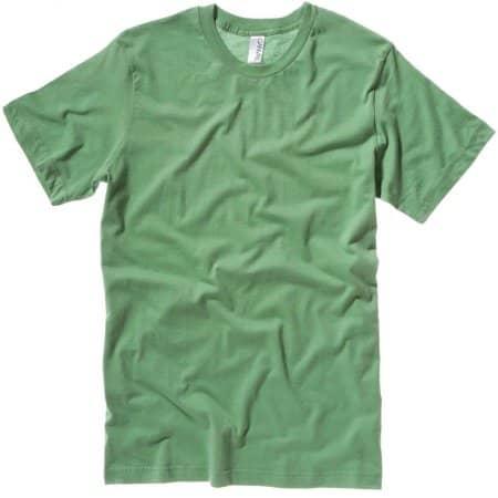 Unisex Jersey Crew Neck T-Shirt von Canvas (Artnum: CV3001