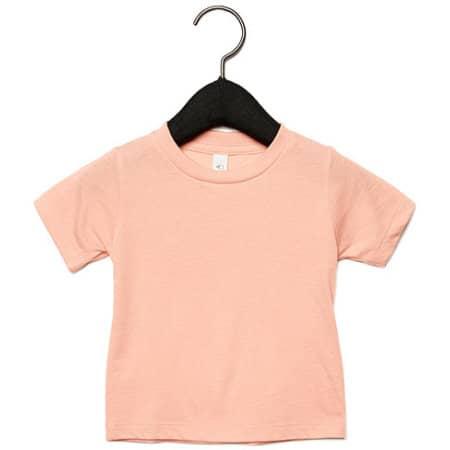 Baby Triblend Short Sleeve Tee von Canvas (Artnum: CV3413B