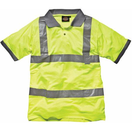 Hochsichtbares Polo-Shirt von Dickies (Artnum: DK22075