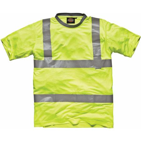 Hochsichtbares T-Shirt von Dickies (Artnum: DK22080