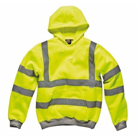 Hochsichtbares Kapuzen-Sweatshirt von Dickies (Artnum: DK22090