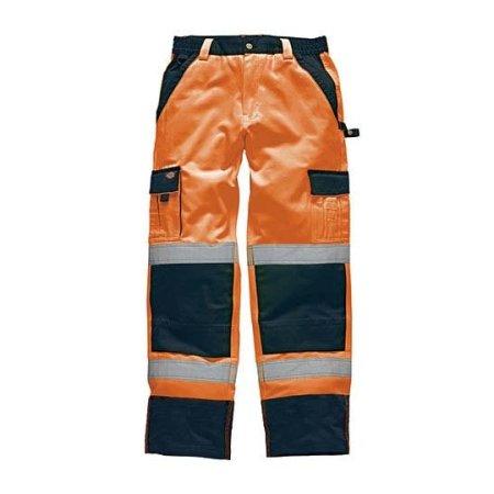 Industry Warnschutz Bundhose EN 20471 von Dickies (Artnum: DK30035