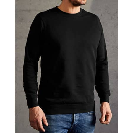 New Men`s Sweater 80/20 in Black von Promodoro (Artnum: E2199N