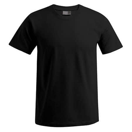 Men`s Premium-T in Black von Promodoro (Artnum: E3000