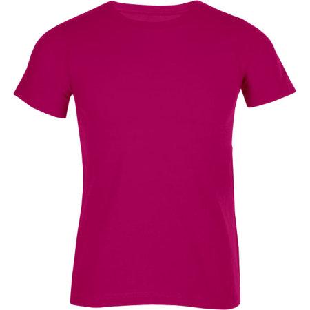Men`s Fashion Organic-T in Bright Rose von Promodoro (Artnum: E3011