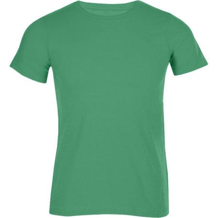 Men`s Fashion Organic-T in Emerald von Promodoro (Artnum: E3011