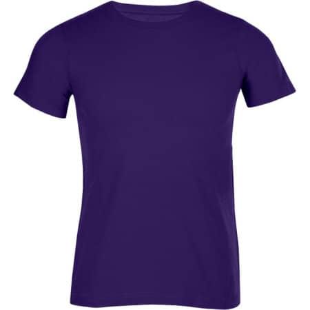 Men`s Fashion Organic-T in Purple von Promodoro (Artnum: E3011